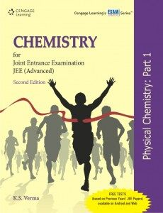 JEE Advanced Physical Chemistry book