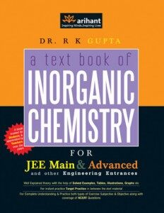 Inorganic Chemistry book for JEE prep