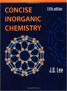 Inorganic Chemistry IIT JEE preparation