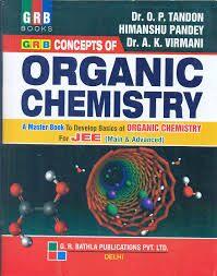 Organic Chemistry for JEE prep