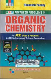 Organic Chemistry book IIT JEE preparation