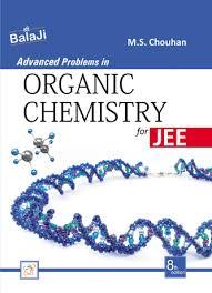 IIT JEE Organic Chemistry book